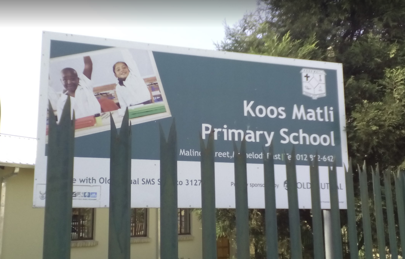 Photo of Koos Matli Primary School