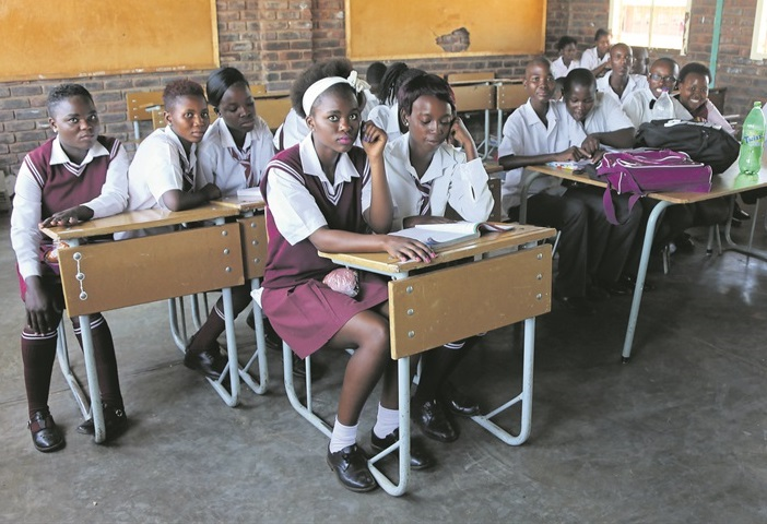 Photo of Mpotla Secondary School