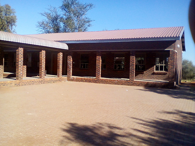 Photo of Sishen Intermediate Mine School